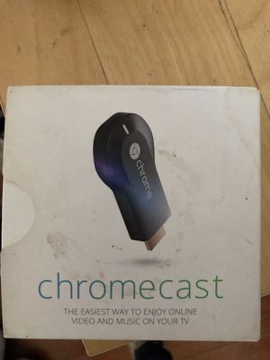 Google chromecast for Sale in Fair Oaks, CA