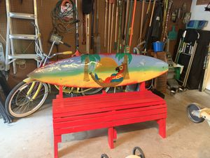 Surfboard bench for Sale in Dickinson, TX