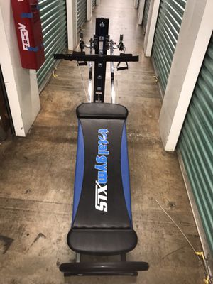 Total Gym XLS with squat stand and wing Attachment for Sale in Decatur, GA