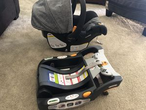 Chicco Keyfit30 Car seat for Sale in Hollister, CA