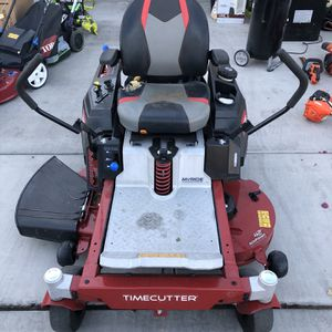 Toro TimeCutter 42 in. IronForged Deck 23 HP Kawasaki V-Twin Gas Dual Hydrostatic Zero Turn Riding Mower with MyRIDE CARB for Sale in Phoenix, AZ