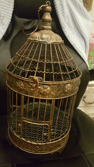 Birds cage never used $50 for Sale in Salt Lake City, UT