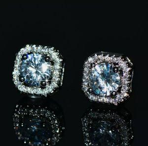 1Ct White Sapphire Earrings for Sale in Wichita, KS
