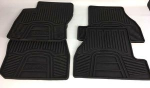 2012-2018 Ford Focus Genuine OEM All Weather Rubber Floor Mats for Sale in Woburn, MA