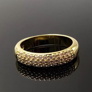 UNISEX- 18K Gold plated Engagement Ring- Code 705LP for Sale in Miami, FL