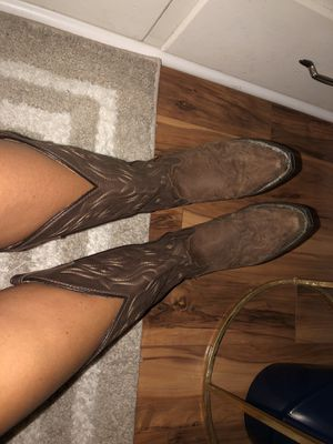 Women's real leather boots for Sale in St. Pete Beach, FL