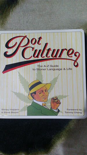 Pot Culture: The A-Z Guide to Stoner Language & Life for Sale in Vancouver, WA