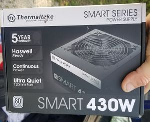 Thermaltake 430w power supply for Sale in Davenport, IA