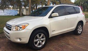 Very clean. 2008 Toyota Rav4WDWheels for Sale in Dallas, TX