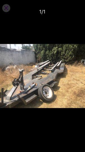 Nordic triple axle trailer for Sale in Bellflower, CA