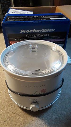 Crock pot for Sale in West Mifflin, PA