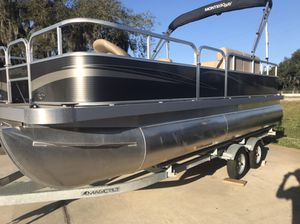 2019 Montego Bay 8520 Fish Pontoon Boat for Sale in Winter Haven, FL