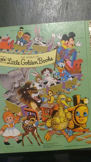 The little golden books collection for Sale in Everett, WA