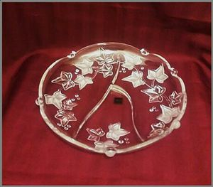 Mikasa Crystal Serving Platter for Sale in Washington, DC