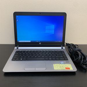 HP ProBook 430 G3 Laptop - Windows 10 Pro i5 512 SSD M.2 16GB Ram for Sale in Falls Church, VA