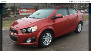 2012 Chevy sonic for Sale in Brookfield, IL