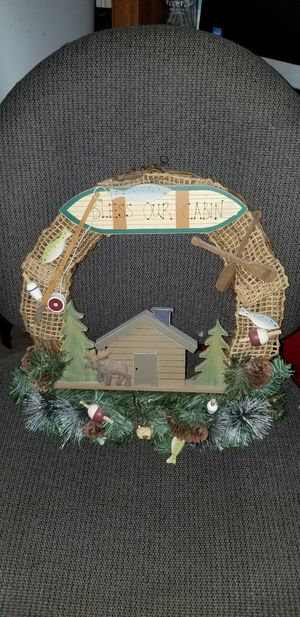 Wreath and Bear Items for Sale in Evansville, IN