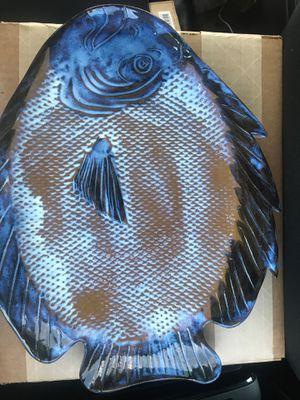 Fish Pottery design for Sale in Tampa, FL