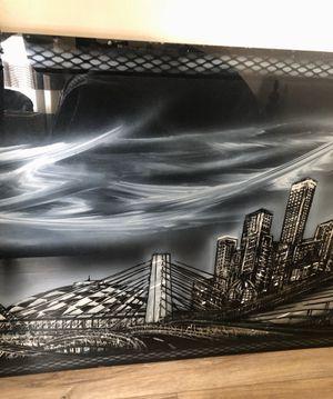 DOWNTOWN TACOMA ARTWORK for Sale in Tacoma, WA