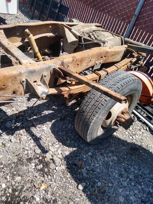 Ford f350 dually rear axle 4.10 for Sale in San Francisco, CA