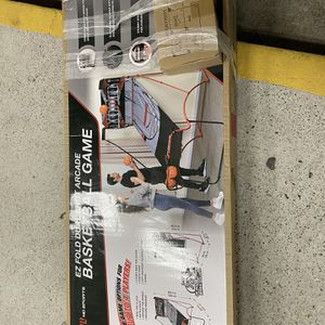 Indoor Basketball Hoop for Sale in Annandale, VA