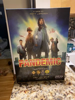Pandemic Board Game for Sale in Saint Paul, MN