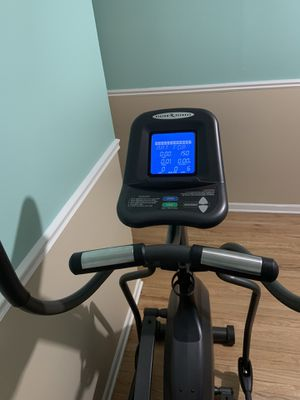 Elliptical by Vision Fitness X6100 for Sale in Franklin Park, IL