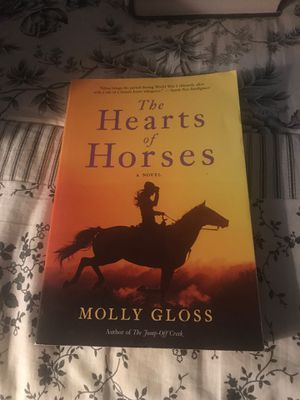 The Hearts of Horses by Molly Gloss for Sale in Davenport, FL