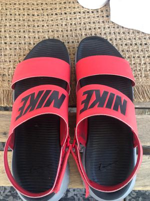 Nike sandals neon pink for Sale in Commerce, CA