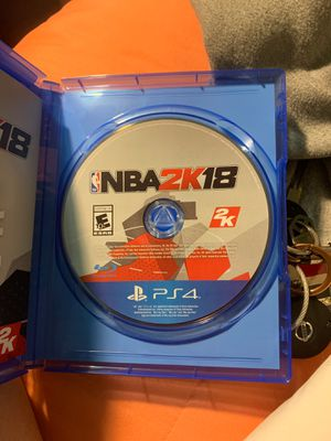 NBA 2K18 for Sale in Waterbury, CT