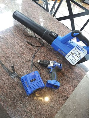 Kobalt tools 24 volt for Sale in Lake Elsinore, CA