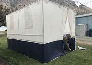PRICE REDUCED!!! Sukkah. 8x12 .. Tent for Sale in Wenatchee, WA