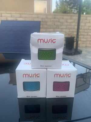 Bluetooth wireless mini speaker for Sale in Oxnard, CA