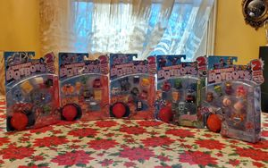 Hasbro Transformers BotBots 8 Pack Series 1 & 3 Lot of 5 for Sale in Florissant, MO