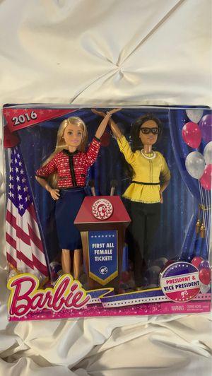Barbie President & Vice President for Sale in Gardena, CA