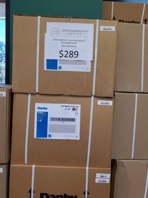 Danby 8K BTU Low DB Window AC for Sale in Fullerton, CA
