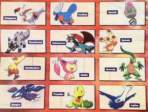 POKÉMON⚡Exclusive Poster: Which is Your Favorite Character? RARE !! for Sale in Tampa, FL