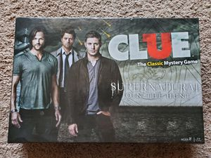 Supernatural Clue Boardgame for Sale in Hastings, MN