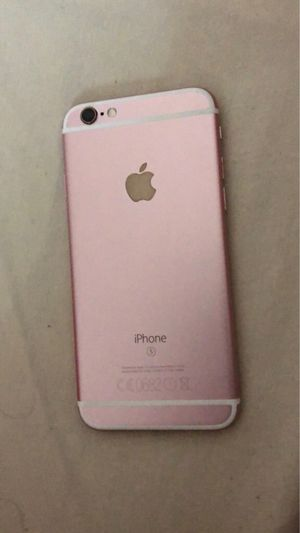 iPhone 6S 64GB UNLOCKED for Sale in Beaverton, OR