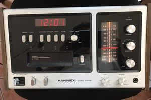 Collectible Vintage Hanimex Stereo System PS 1000 for Sale in Los Angeles, CA