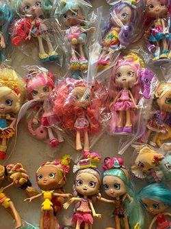 56 Shoppie Shopkins Dolls for Sale in Placentia,  CA