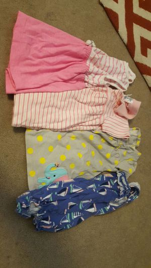 9 month dress and romper lot for Sale in East York, PA