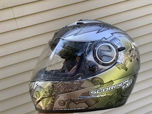 Scorpion motorcycle helmet for Sale in Lorain, OH