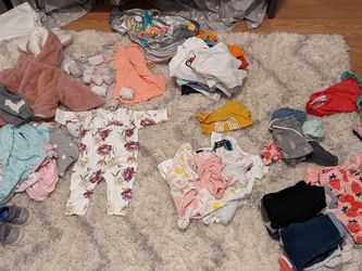 Lot of Infant/Baby Clothing for Sale in Safety Harbor,  FL