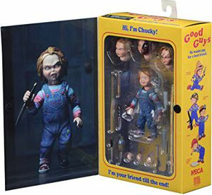 Neca Childs Play Ultimate Chucky Doll for Sale in Chicago, IL