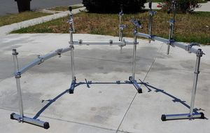 Pearl 3 sided Drum rack for Sale in Anaheim, CA