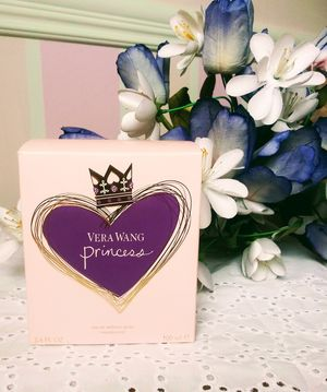 Vera Wang Princess Perfume 3.4 oz for Sale in Mesa, AZ