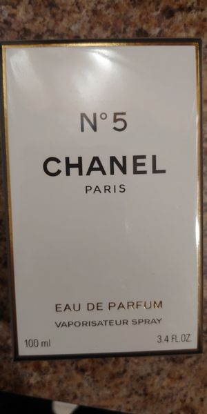 Chanel No 5 Women's Perfume - 3.4 FL OZ for Sale in Ridley Park, PA