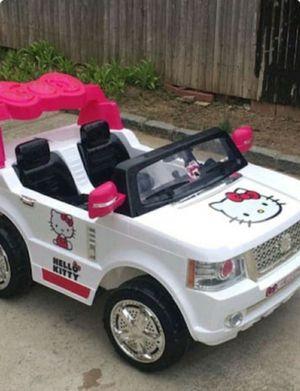 Hello kitty truck for Sale in Buffalo, NY