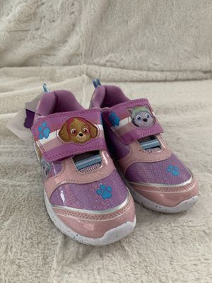 Paw Patrol Girls Shoes - Size 13 for Sale in Quincy, IL